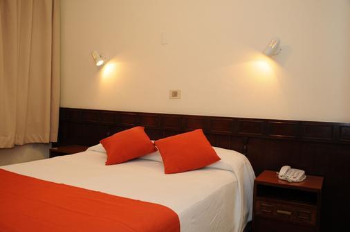 Hotel California - Montevideo - Bedroom