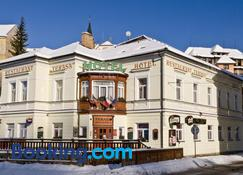 Hotel Terasa - Vimperk - Building