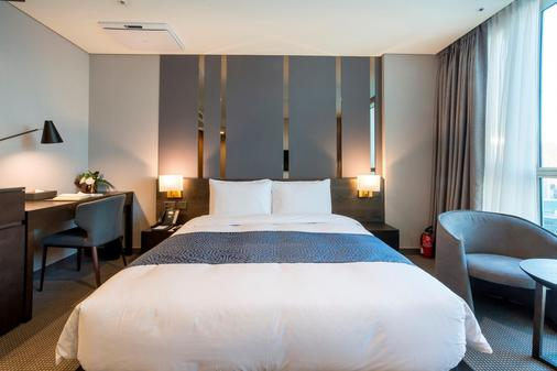 Centum Premier Hotel - Busan - Makuuhuone