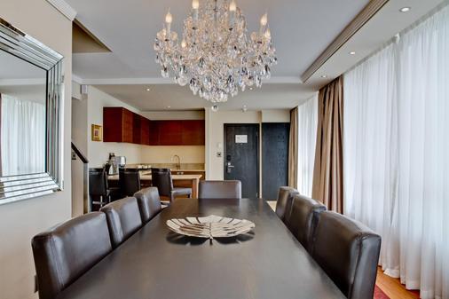 辣椒俱樂部酒店及水療中心 - 開普敦 - 開普敦 - 餐廳