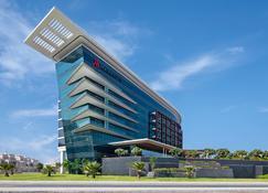 Marriott Hotel Al Forsan, Abu Dhabi - Abu Dabi - Edificio