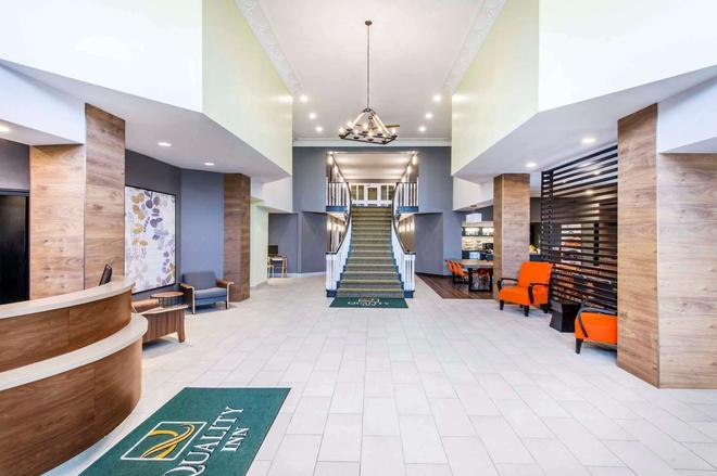 Quality Inn Airport West - Mississauga - Lobby
