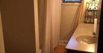 Furnished Bedroom In Our Home - Dogs Welcome - Shared Bath - Woodland Park - Baño