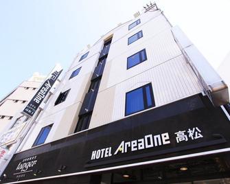 Hotel Area One Takamatsu - Takamatsu - Building