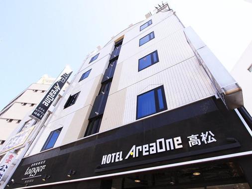 Hotel Areaone Takamatsu - Takamatsu - Building