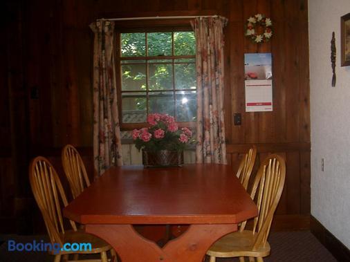 Swiss Chalets Motel - Hope - Dining room