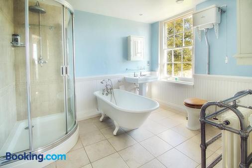 Boreham House Luxury Bnb - Eastbourne - Bathroom