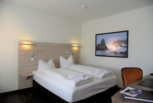 Appartement Vermietung Brunner - Rostock - Camera da letto