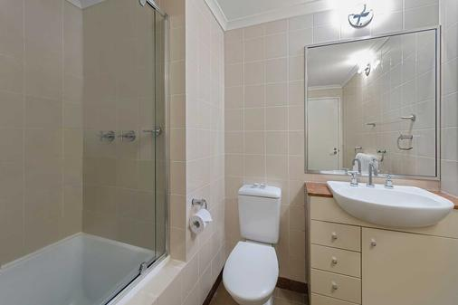 Adina Serviced Apartments Sydney Martin Place - Sídney - Baño