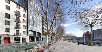 Barceló Bilbao Nervión - Bilbao - Außenansicht