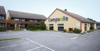 Hôtel Campanile Calais - Calais - Bâtiment
