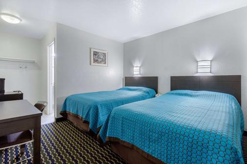 Rodeway Inn Winston Salem Route 52 - Winston-Salem - Bedroom