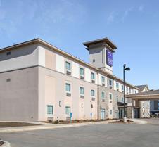 Sleep Inn and Suites Meridian