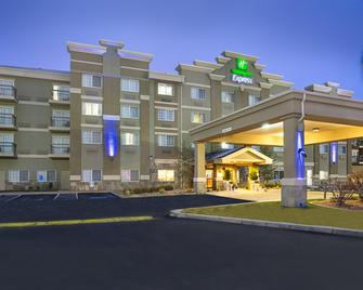 Holiday Inn Express Layton-I-15 - Layton - Gebäude