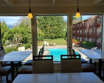 Best Western Plus Humboldt House Inn - Garberville - Restaurace