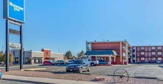 Rodeway Inn Pueblo Co - Пуэбло - Здание