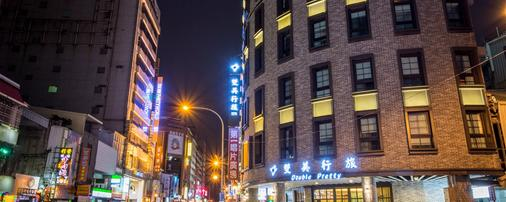 Double Pretty Hotel - Taichung - Building
