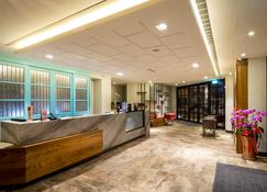 Double Pretty Hotel - Taichung - Vastaanotto