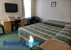 Eastbourne Riviera Hotel - Eastbourne - Κρεβατοκάμαρα