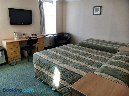 Eastbourne Riviera Hotel - Eastbourne - Bedroom