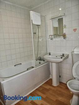 Eastbourne Riviera Hotel - Eastbourne - Bathroom