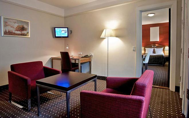 Richmond Hotel - Copenhagen - Living room