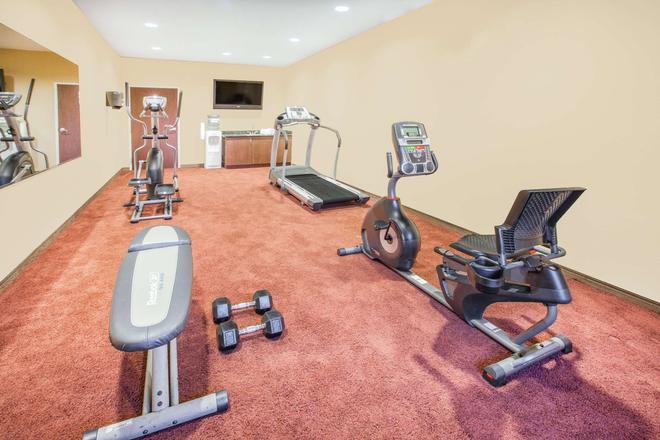 Microtel Inn & Suites by Wyndham Stillwater - Στίλγουοτερ - Γυμναστήριο