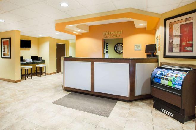 Microtel Inn & Suites by Wyndham Stillwater - Stillwater - Recepción