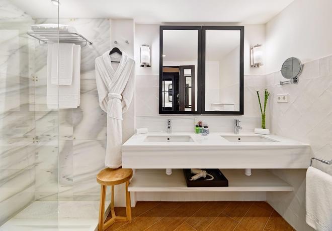 H10 大都會酒店 - 巴塞隆拿 - 巴塞隆納 - 浴室