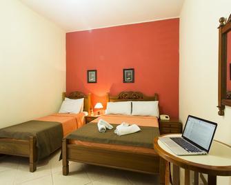 Hotel Lopes Caxambu - Caxambu - Bedroom
