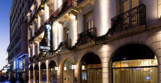 Hôtel Oceania Le Jura Dijon - Dijon - Rakennus