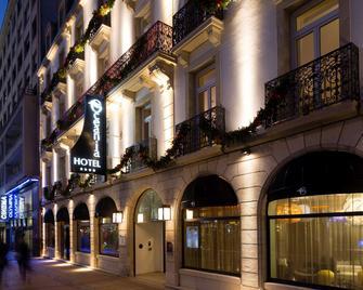 Hôtel Oceania Le Jura Dijon - Dijon - Building