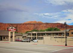 Bowen Motel - Moab - Edifício