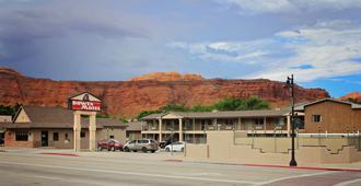 Bowen Motel - Moab - Gebäude