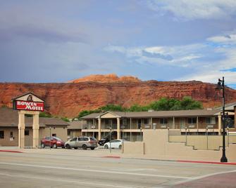Bowen Motel - Moab - Building