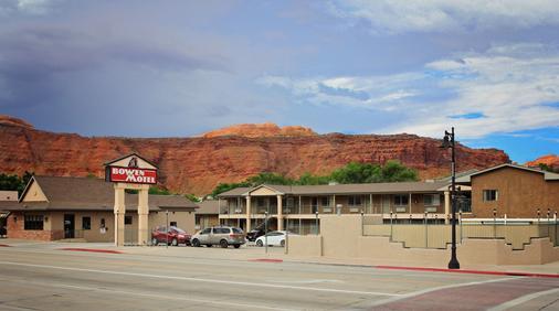 Bowen Motel - Moab - Rakennus