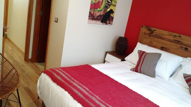 L'Ambassade Bellavista - Santiago - Bedroom