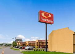 Econo Lodge McAlester - McAlester - Edificio