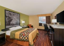 Super 8 by Wyndham Raleigh North East - Raleigh - Camera da letto