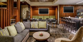 Courtyard by Marriott Charlotte City Center - Charlotte - Area lounge