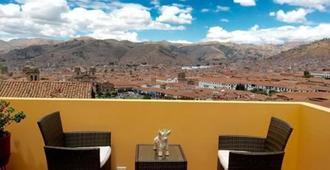 Kuska Hostal - Cusco - Bedroom
