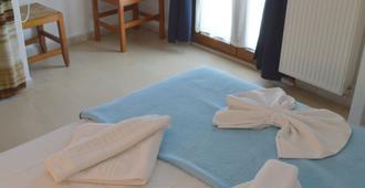 Mantraki Hotel Apartments - Agios Nikolaos - Bedroom