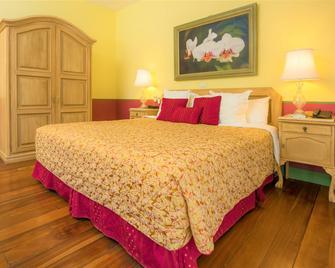 Hotel Casa Turire - Turrialba - Ložnice