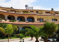 Hotel Scoglio Del Leone - Zambrone - Building