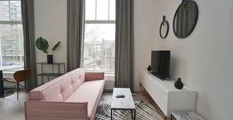 Metropolitan Hotel Rotterdam - Rotterdam - Sala de estar