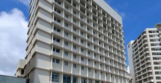 Naha Tokyu Rei Hotel - Naha - Edifício