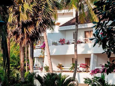 普吉島塔旺棕櫚海灘度假村 - 卡倫海灘 - 建築