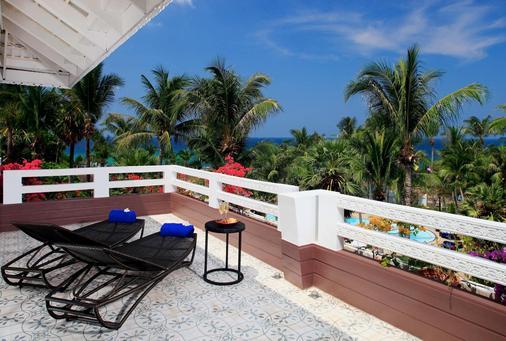 普吉島塔旺棕櫚海灘度假村 - 卡倫海灘 - 陽台