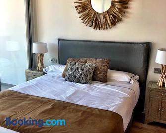 Puig Campana Nature Suites Hotel & Btt - Finestrat - Schlafzimmer