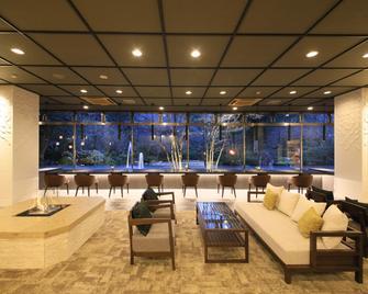 Hotel Kamogawaso - Takehara - Лаунж